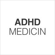 ADHD medicin