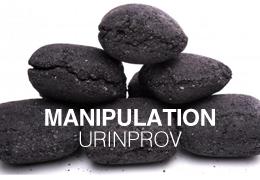 Manipulation - drogtester