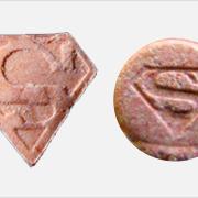 Superman ecstasy PMMA